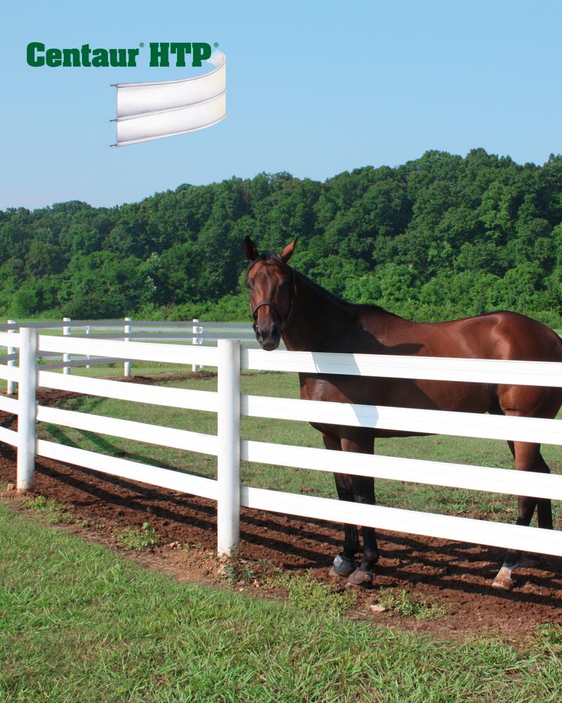 """Centaur® HTP 5"""" Rail Fence"""